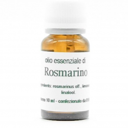 Olio essenziale puro di Rosmarino